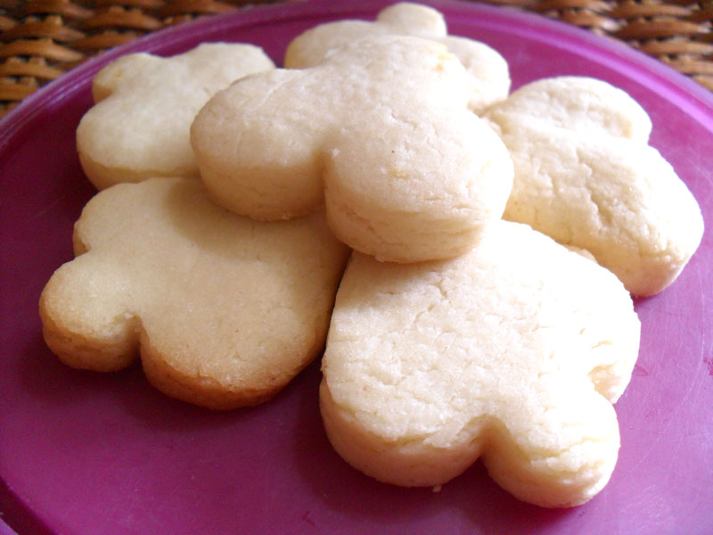 Butter Cookies, Linu Freddy, Linuskitchen