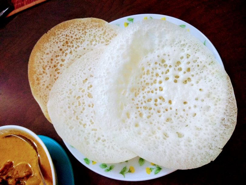 appam, Linuskitchen, Linu Freddy