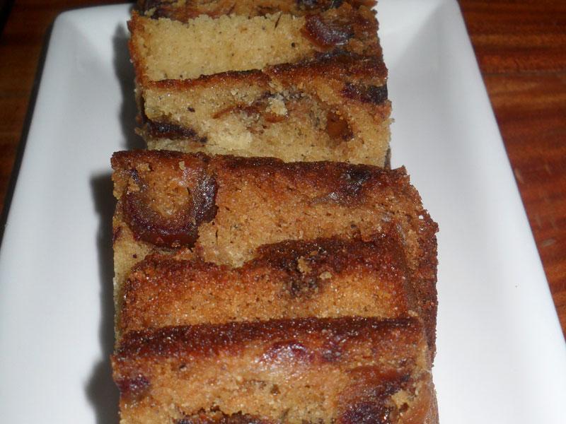 sticky date cake, Linuskitchen, Linu Freddy