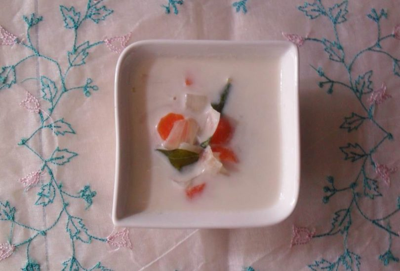 Vegetable Stew, Linu Freddy, Linuskitchen