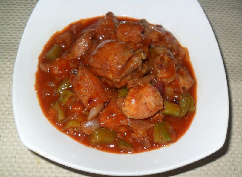 Chilli Chicken, Linuskitchen, Linu Freddy
