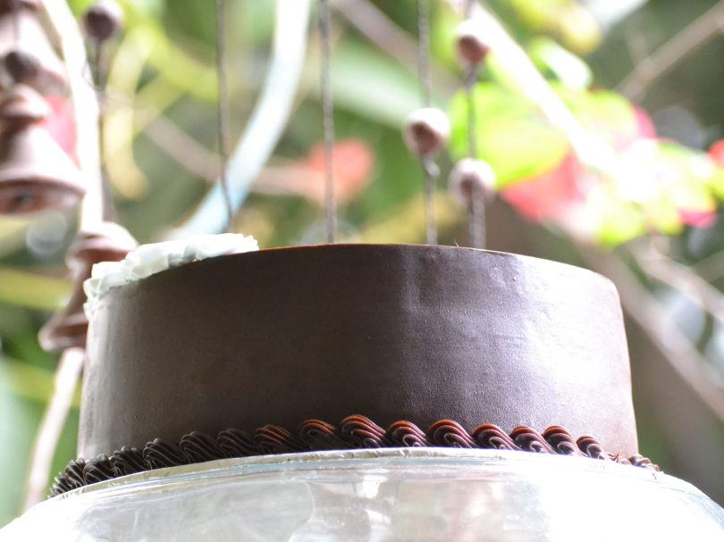 Devil's Food Cake, Linu Freddy, Linuskitchen.com