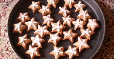 christmas Cookies, Linu Freddy, Linuskitchen
