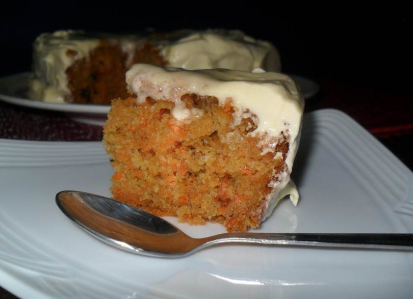 Carrot Cake, Linuskitchen, Linu Freddy