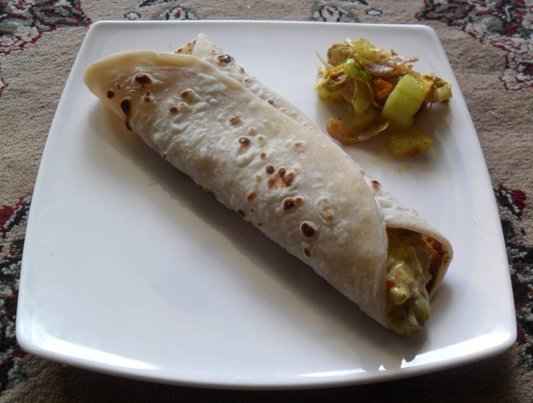 Chicken Shawarma | Linus Kitchen