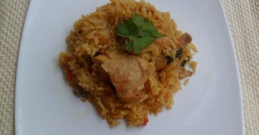 Easy Chicken Biryani, Linu Freddy, Linuskitchen