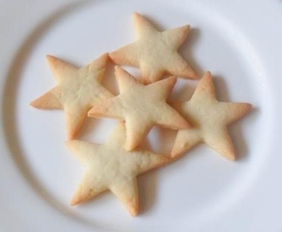 Gold Dust Cookies, Linuskitchen.com, Linu Freddy