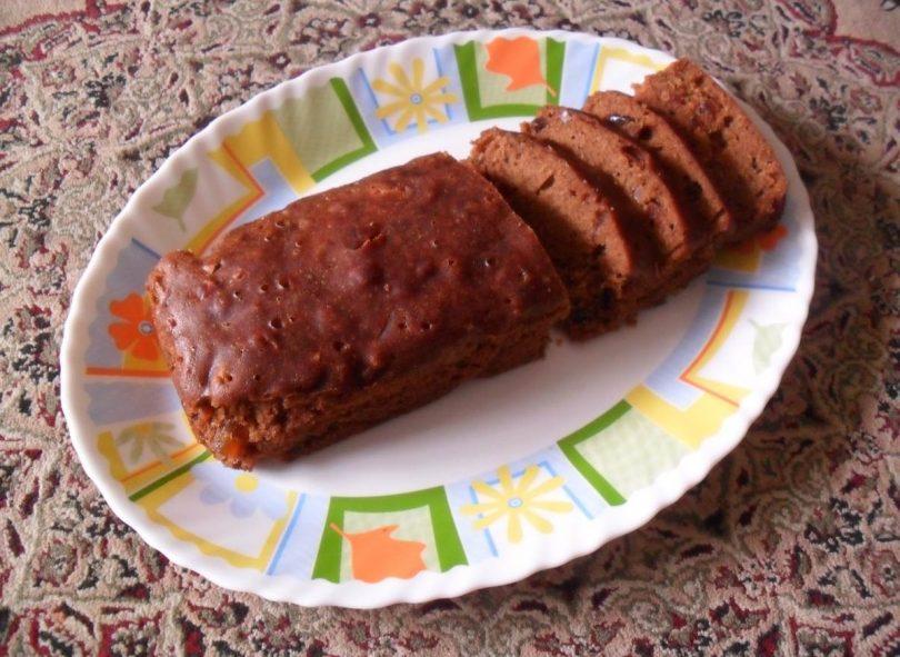 fruit loaf, linuskitchen, linufreddy