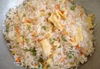 Egg Fried Rice, Linuskitchen, Linu Freddy