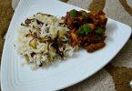 Ghee Rice&chicken roast, Linu Freddy, Linuskitchen.com