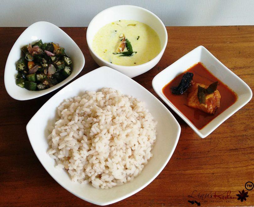 Linu Freddy, Linuskitchen.com, Syrian Christian Lunch