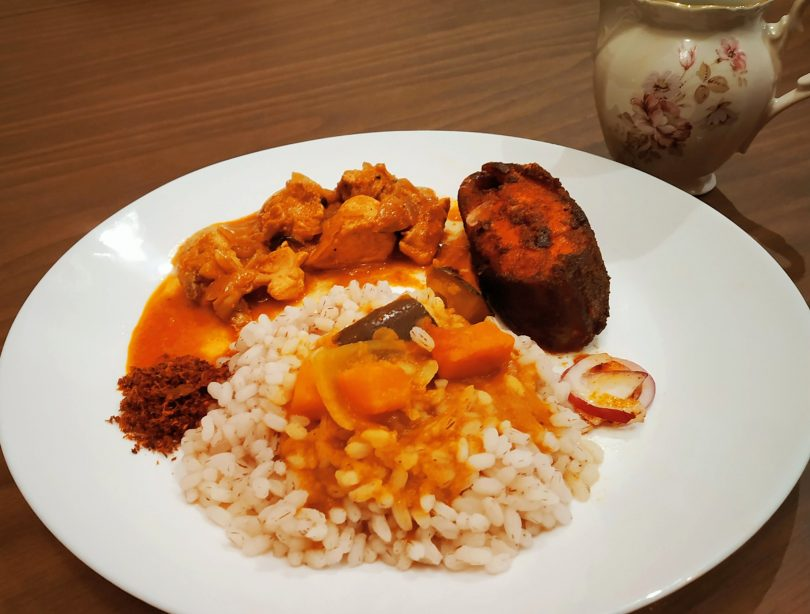 Linu's Kitchen, Linu Freddy, simple home cooked meal