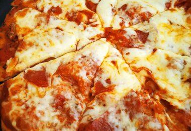 Italian Pizza, Linu Freddy, Linuskitchen.com